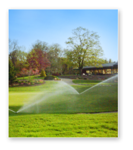 Golf Irrigation Services